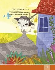 Libro Español libro de lectura tercero grado Página 113