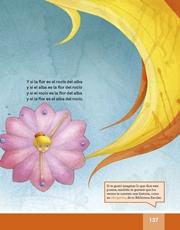 Libro Español libro de lectura tercero grado Página 137