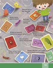 Libro Español libro de lectura tercero grado Página 139
