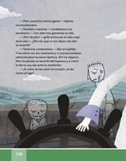 Libro Español libro de lectura tercero grado Página 148
