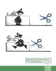 Libro Español libro de lectura tercero grado Página 15