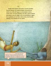 Libro Español libro de lectura tercero grado Página 156