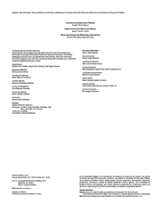 Libro Español libro de lectura tercero grado Página 2