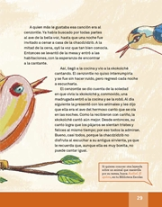 Libro Español libro de lectura tercero grado Página 29