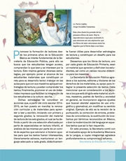 Libro Español libro de lectura tercero grado Página 3