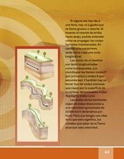 Libro Español libro de lectura tercero grado Página 43