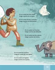 Libro Español libro de lectura tercero grado Página 53