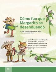 Libro Español libro de lectura tercero grado Página 60