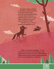 Libro Español libro de lectura tercero grado Página 79