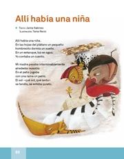 Libro Español libro de lectura tercero grado Página 86