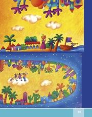 Libro Español libro de lectura tercero grado Página 95